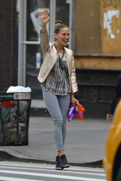 Sarah Jessica Parker Photo - Sarah Jessica Parker Is Really Enthusiastic About Cabs