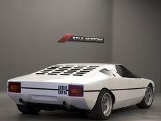 1974 Lamborghini Bravo Prototype by Bertone
