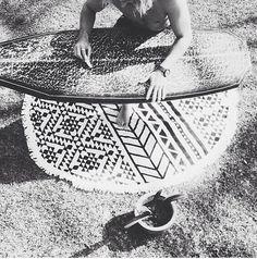 Beach People roundie // by Instagramer @Matt Tully