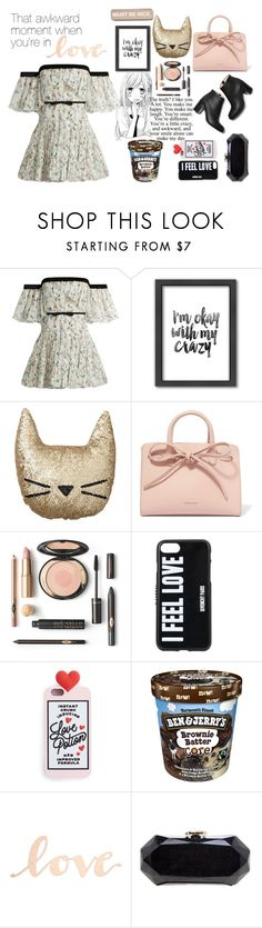 """That Awkward Moment When You're In Love"" by lost-in-wonderland9008 ❤ liked on Polyvore featuring GET LOST, Giambattista Valli, Americanflat, PBteen, Mansur Gavriel, Givenchy, Miss Selfridge, Primitives By Kathy, Chanel and RIPNDIP"