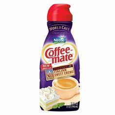 Coffee-Mate Italian Sweet Creme Creamer 32 oz