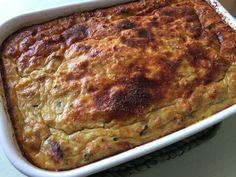 Lasagna, Quiche, Breakfast, Ethnic Recipes, Food, Tuna Cakes, Dishes, Cooking, Chilean Recipes