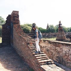 Deciding between Ayutthaya or Sukhothai historical park? Read more about which to pick here