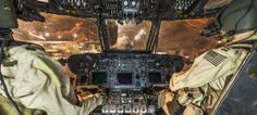 "Photographer Lyle Jansma captured 360º views of dozens of airplane cockpits, from a 747 to a World War II P51 Mustang. You can pan and zoom to your heart's content with the ACI Cockpit360º App for iOS or at Air & Space, ""Cockpit360º: The Virtual Photography of Lyle Jansma"""