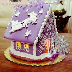 пряничный домик kurabiye evi