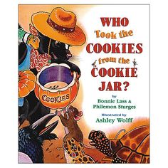 Who Stole The Cookie From The Cookie Jar Book 10 Best Who Took The Cookie From The Cookie Jar Images On Pinterest