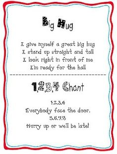 letter poems for preschool - Google Search