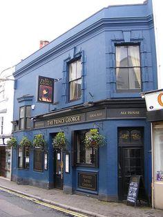 The Prince George Pub, Brighton, East Sussex