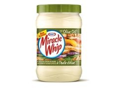 Products - Sauces, Condiments & Dressings - Miracle Whip with Olive Oil - Kraft First Taste Canada Food Tips, Food Hacks, Healthy Mayo, Oil News, Kraft Recipes, Cupboard, Dressings, Olive Oil, Dawn