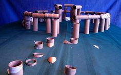 11 toilet paper roll henge http://hative.com/homemade-building-themed-toilet-paper-roll-crafts/