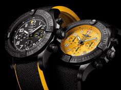 Breitling Avenger Hurricane 45 Watch Now In More Wearable Size