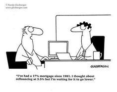 Mortgage interest humor