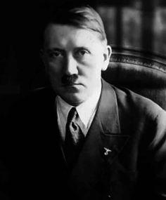 A young Hitler