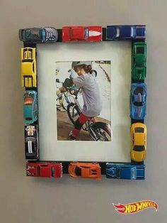 Cute way to save their favorite cars