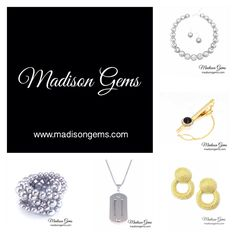 Itching to use your Madison Gems gift certificates? Here's what we're loving right now at madisongems.com    #FashionJewelry #Accessories #Bling #Trendy #Glam #Jewels #Jewelry #JewelryGram #InstaJewelry #Luxury #Sparkle #Gems #Style #Fashionista #ShopSmall #Necklaces #Earrings #Bracelets #Rings #KidsJewelry #ChildrensJewelry #MensJewelry #MensCollection #MadisonGems #ElevateYourStyle