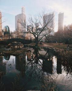 Central Park ....Hideout #VSCOcam