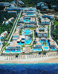 Animatorės Giedrės namai #summer2014 #animatoriai #stageman  Aldemar Royal Mare hotel in Crete, Greece