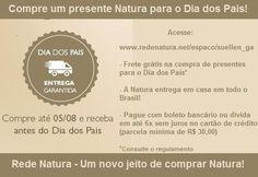#natura #diadospais #presente