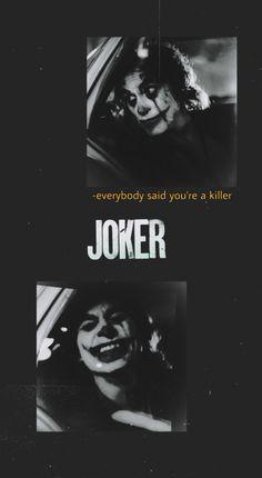 Unique Wallpaper, Cute Disney Wallpaper, Dark Wallpaper, Wallpaper Space, Harley And Joker Love, Joker Dc, Joker Cartoon, Joker Dark Knight, Gas Mask Art