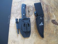 The Home 1 Hour Custom Kydex Knife Sheath Tutorial //