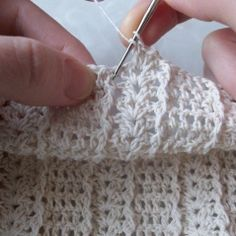 Health Benefits of Crocheting.. ༺✿ƬⱤღ  http://www.pinterest.com/teretegui/✿༻