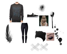 """""""for anything"""" by chewygames138 on Polyvore featuring Vans"""