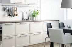 laxarby kitchen white - Google Search