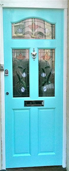 .who said we don't have gorgeous doors!