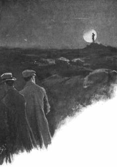 The Hound of the Baskervilles SIDNEY PAGET The Strand Magazine, April 1902