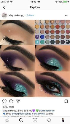 Follow My Pinterest: @vickileandro #makeuptips