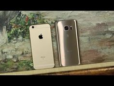 iPhone 6S vs Samsung Galaxy S7 Full Comparison