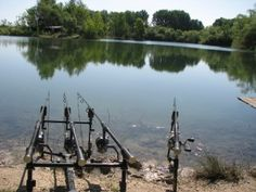 Picture of a Carp Lake. Pictures & Images of carp and other scenery shots at the lake side; courtesy of Best bait for carp fishing.  http://bestbaitforcarpfishing.com/carp-gallery