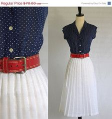 Vintage in Dresses - Etsy Women - Page 2