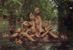 Kyle Thompsonis a young photographer on the rise.... • Hi-Fructose Magazine