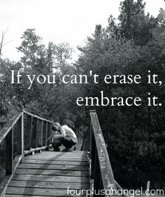 Embracing your past