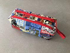 Trousse Zip-Zip Star Wars cousue par Msam - Patron Sacôtin : Trousse Zip-Zip