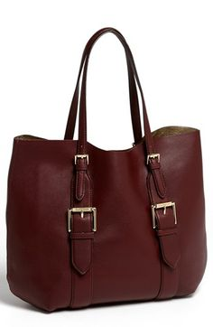 Dream Closet: Isaac Mizrahi New York 'Lucille' Leather Tote