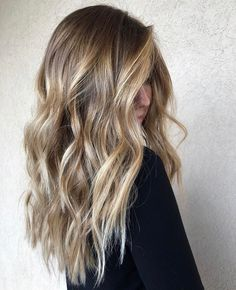Are you going to balayage hair for the first time and know nothing about this technique? We've gathered everything you need to know about balayage, check! Brown Ombre Hair, Brown Blonde Hair, Balayage Hair Blonde, Balayage Highlights, Ombre Hair Color, Cool Hair Color, Brown To Blonde Hair Before And After, Fall Blonde, Blonde Brunette