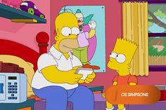 Que conselhos Homer dará a Bart?  Os Simpsons - Domingos 20h  #OsSimpsonNaFOX Confira conteúdo exclusivo no www.foxplay.com