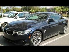 2014 BMW 435i Convertible in Lakeland FL 33809 : Fields BMW Lakeland 4285 Lakeland Park Drive I-4 @ Exit 33 in Lakeland FL 33809  Learn More: http://ift.tt/2k1qwqG  The 2014 BMW 435i This 2 door 4 passenger convertible has not yet reached the 20000 mile mark! BMW made sure to keep road-handling and sportiness at the top of it's priority list. It features an automatic transmission rear-wheel drive and a 3 liter 6 cylinder engine. A turbocharger further enhances performance while also…