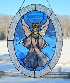 Angel by Knapp Stained Glass