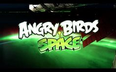 awesome Angry Birds Space: NASA announcement