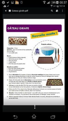 Roulé girafe