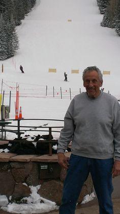 Skiing at the Snowbowl.