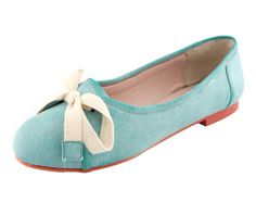 Green Mary Poppins Loafers - Loafers - SHOES | LeBunny Bleu