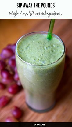 Sip Away the Pounds: Weight-Loss Smoothie Ingredients
