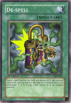 100 Best yu gi oh Spell's card's images in 2019 | Decks