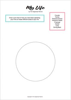 """""""Printables for 2015 Reflection & 2016 Planning"""" ~ The Happiness Planner Therapy Worksheets, Therapy Activities, Therapy Tools, Art Therapy, Life Planner, Happy Planner, Planner Ideas, Journal Prompts, Writing Prompts"""