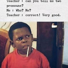 """Fifteen Grammar Memes For Pompous Intellectuals - Funny memes that """"GET IT"""" and want you to too. Get the latest funniest memes and keep up what is going on in the meme-o-sphere. Latest Funny Jokes, Funny School Jokes, Very Funny Jokes, Hilarious Memes, Hindi Funny Jokes, Funny Quotes In Hindi, Wtf Funny, Exam Quotes Funny, Funny True Quotes"""