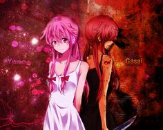 Yuno Gasai images Yuno♥ HD wallpaper and background photos